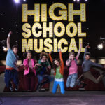 Photo High School Musical: The Musical: The Series – Episode 106: What Team? - Matt Cornett, Sofia Wylie, Joshua Bassett, Olivia Rodrigo & Joe Serafini