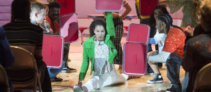 High School Musical: The Musical: The Series - Episode 109: Opening Night - Sofia Wylie