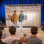 Photo High School Musical: The Musical: The Series – Episode 109: Opening Night - Matt Cornett & Joshua Bassett