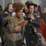 Photo High School Musical: The Musical: The Series – Episode 110: Act Two - Dara Renee, Frankie A. Rodriguez & Julia Lester