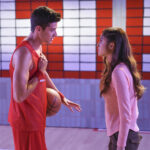 Photo High School Musical: The Musical: The Series – Episode 110: Act Two - Matt Cornett & Olivia Rodrigo