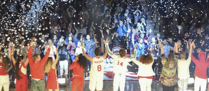 Photo High School Musical: The Musical: The Series – Episode 110: Act Two - Joe Serafini, Julia Lester, Dara Renee, Joshua Bassett & Matt Cornett