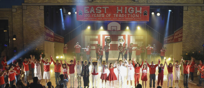 Photo High School Musical: The Musical: The Series – Episode 110: Act Two - Joe Serafini, Julia Lester, Dara Renee, Sofia Wylie, Olivia Rodrigo, Joshua Bassett & Matt Cornett