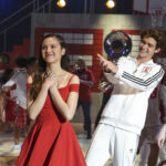Photo High School Musical: The Musical: The Series – Episode 110: Act Two - Olivia Rodrigo & Joshua Bassett