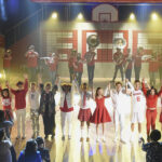 Convention séries / cinéma sur High School Musical: The Musical: The Series