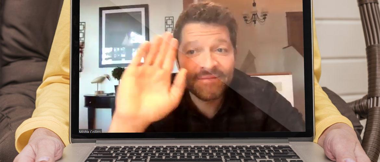 """Misha Collins : """"J'aurais aimé voir Castiel être un humain plus longtemps"""""""