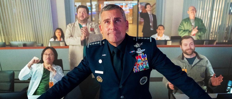 Space Force est renouvelée pour une seconde saison sur Netflix
