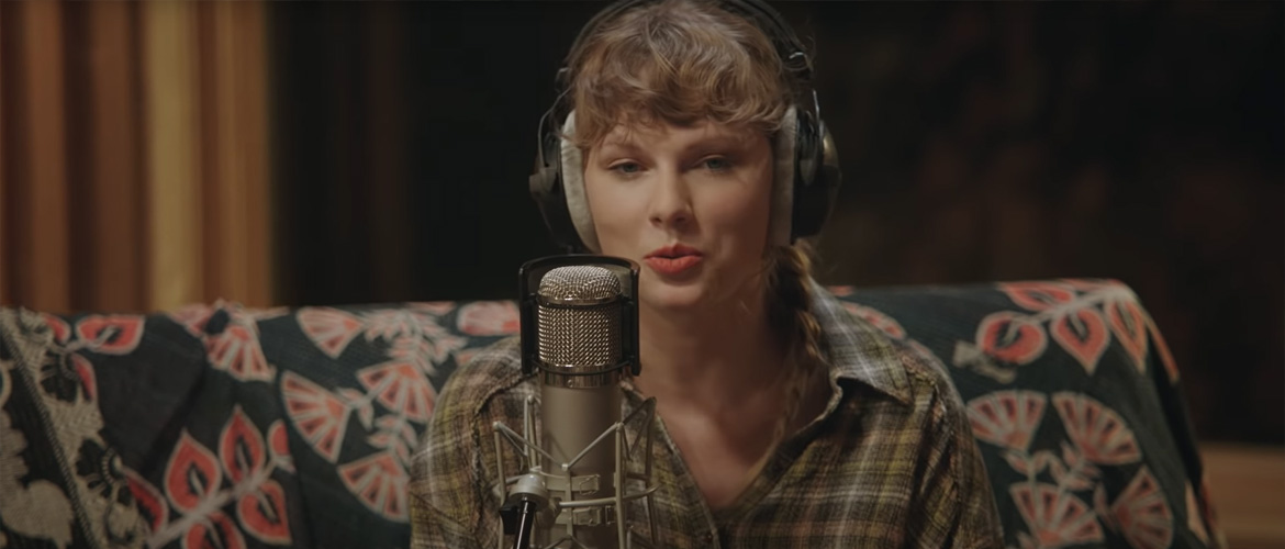 Taylor Swift: an intimate concert available from November 25 on Disney+