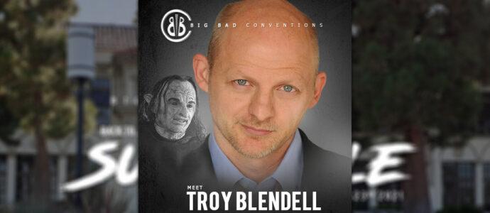 Buffy : Troy Blendell, nouvel invité de la convention Back to Sunnydale