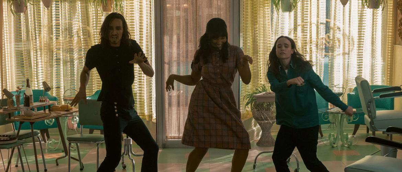 Netflix renouvelle The Umbrella Academy, Young Wallander et Emily in Paris