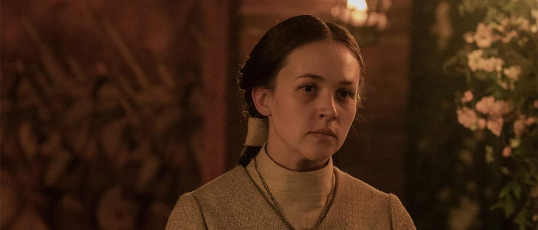 The Last Kingdom : Eliza Butterworth, troisième invitée de la convention Everlasting Adventure