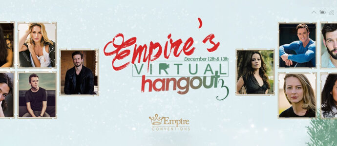 "Le programme de la convention ""Empire's Virtual Hangout 3"""