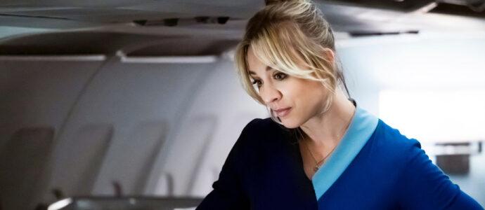 The Flight Attendant renouvelée pour une seconde saison sur HBO Max