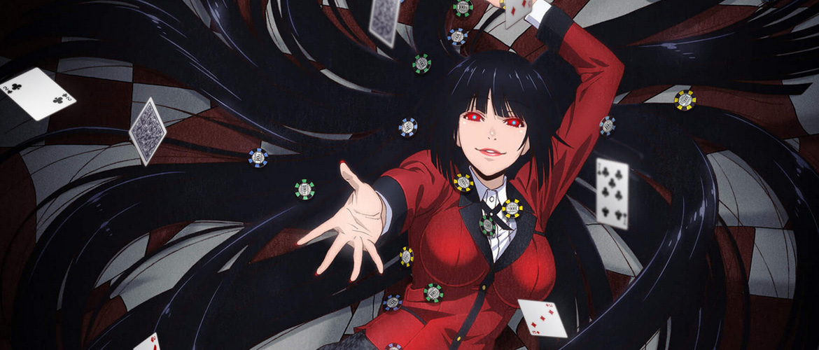 Top Anime Shows About Gambling