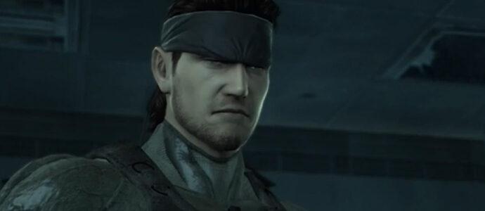 Metal Gear Solid : Oscar Isaac incarnera Solid Snake dans l'adaptation de Sony Pictures