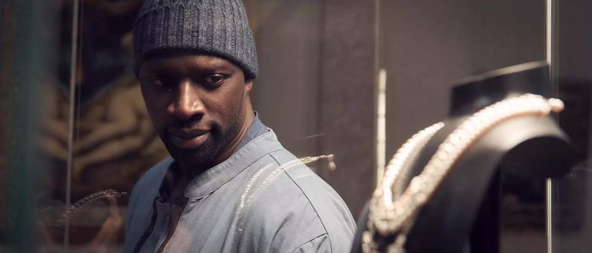 Omar Sy becomes Arsène Lupin