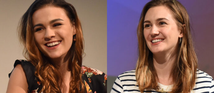 Sophie Skelton (Outlander) et Katherine Barrell (Wynonna Earp) assisteront à la convention Dream It At Home 6