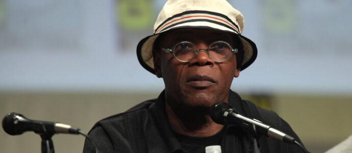 Casting News : Samuel L. Jackson dans une série Apple, Kate Beckinsale en tête d'affiche d'une comédie noire, ...