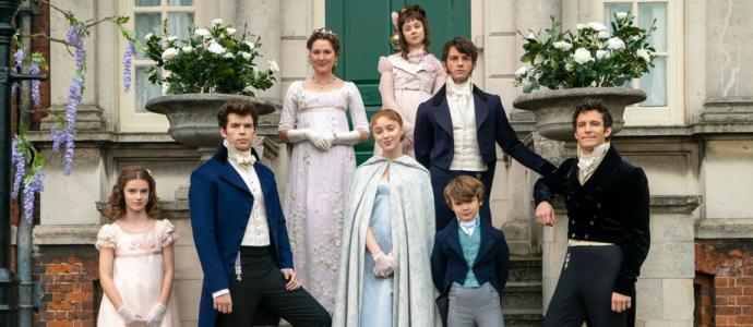 Bridgerton: Wevents Production announces a convention on the series