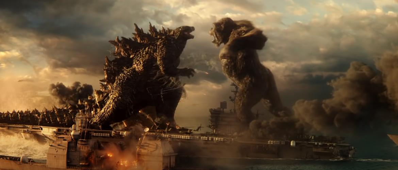 Godzilla vs Kong : les deux monstres s'affrontent dans la bande-annonce