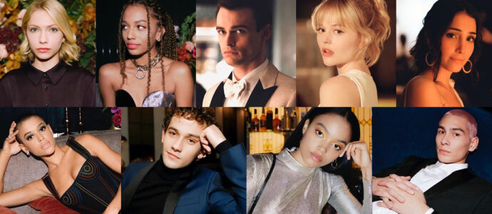 Gossip Girl: the reboot reveals new photos of its cast