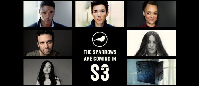 The Umbrella Academy : Netflix révèle les membres de la Sparrow Academy