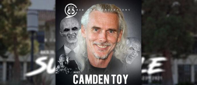 Buffy : Camden Toy, nouvel invité de la convention Back to Sunnydale