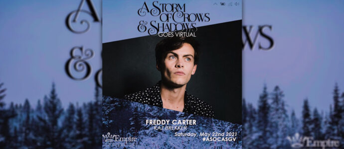 Shadow and Bone: Freddy Carter, second guest at Empire Conventions virtual event
