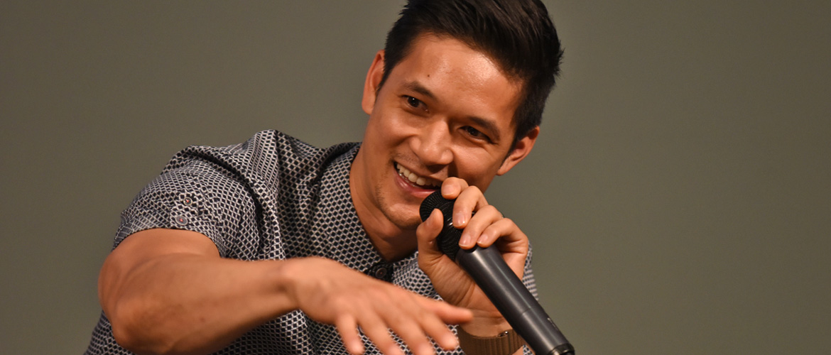 Harry Shum Jr, premier invité de l'événement The Hunters of Shadow Virtual Con 2