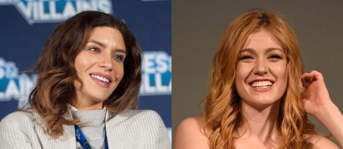 Arrow : Juliana Harkavy et Katherine McNamara invitées à la Dream It At Home 8