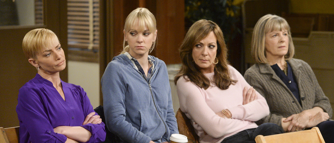 CBS ends Mom after 8 seasons