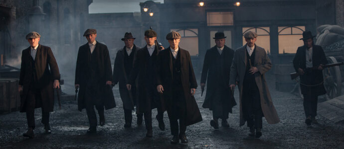 Peaky Blinders : Dream It Conventions tease une convention