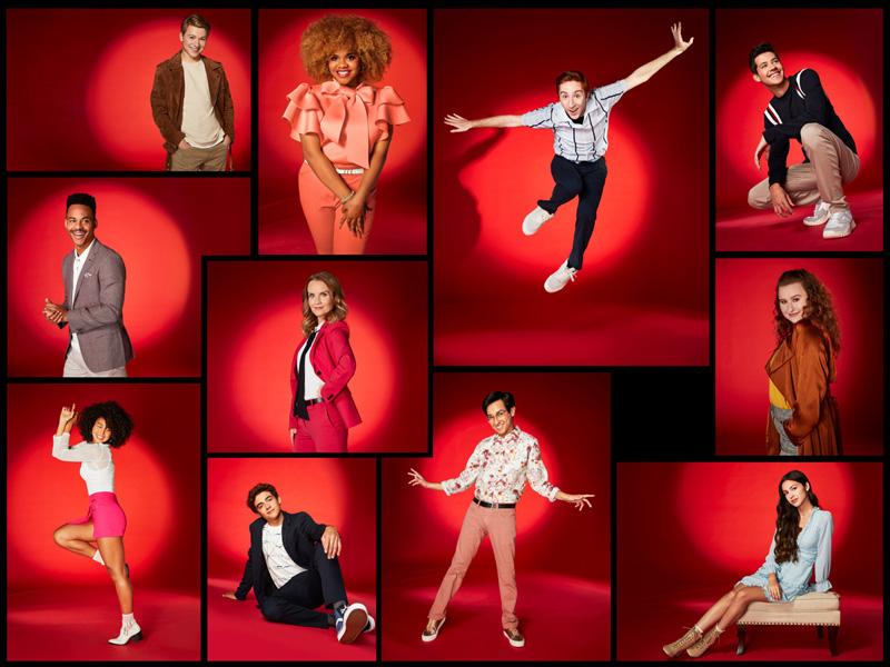 Photo promo saison 2 High School Musical: The Musical: The Series