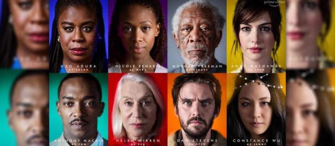 Casting News : une distribution quatre étoiles pour la série Solos, de nouveaux noms pour Peacemaker, ...