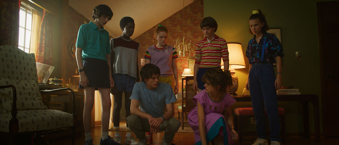 Stranger Things : une convention en Angleterre fin 2021