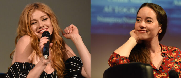 Anna Popplewell et Katherine McNamara, premières invitées de la Dream It At Home 10