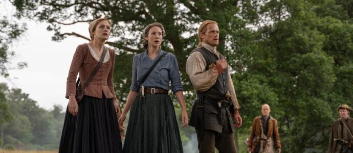 Outlander gets a season 7 on Starz