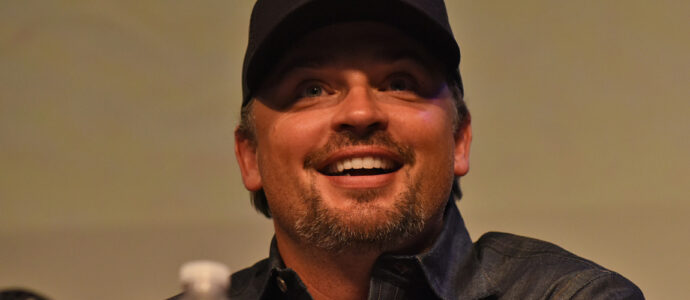 Tom Welling (Lucifer, Smallville), first guest of the convention A Virtual Weekend 3
