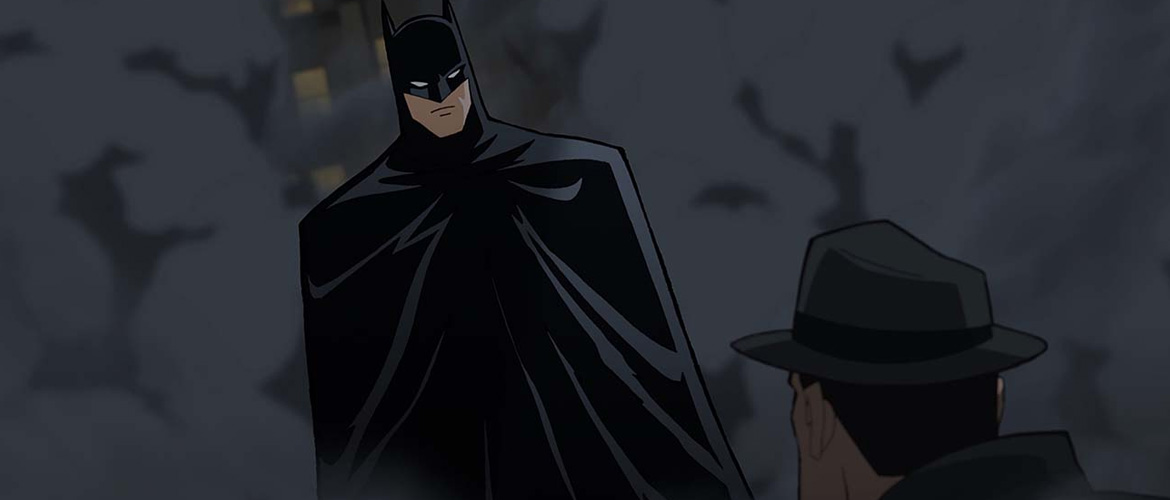 A trailer for the first part of Batman: The Long Halloween