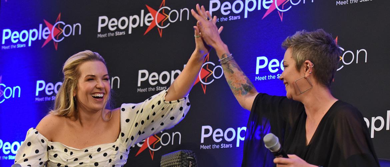 Supernatural: Kim Rhodes and Briana Buckmaster announced at DarkLight Con Online 2.2