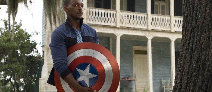 Captain America : Marvel travaille sur un quatrième film