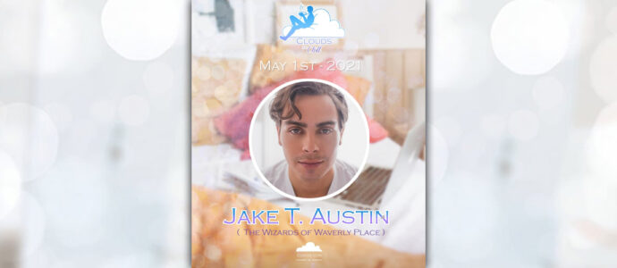 Jake T. Austin participera à une convention virtuelle organisée par CloudsCon