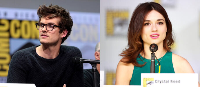 Teen Wolf: Daniel Sharman and Crystal Reed, first guests of the Fantom Fest: Extended Edition