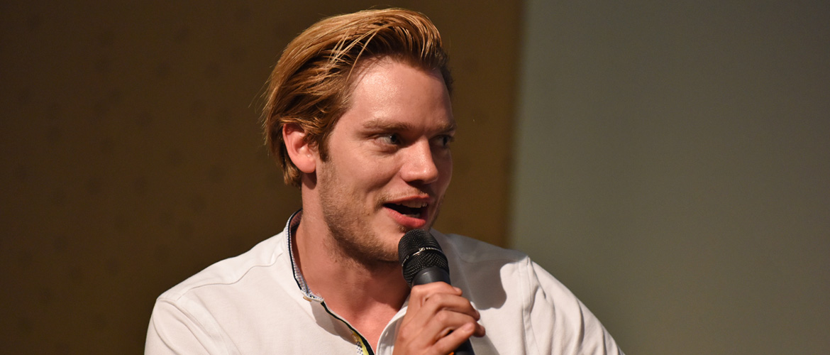 Shadowhunters : Dominic Sherwood, invité du Fantom Fest: Extended Edition