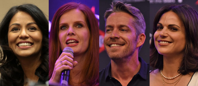 Once Upon A Time: four guests announced at The Happy Ending Con Online 2