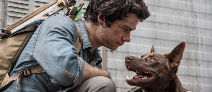 New movie for Dylan O'Brien: Love and Monsters soon on Netflix