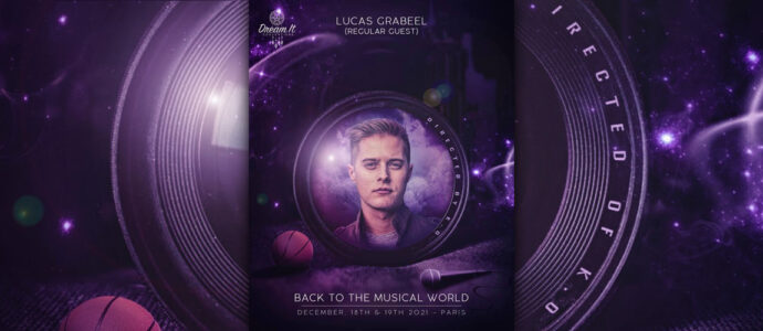High School Musical : Lucas Grabeel en France fin 2021 pour une convention