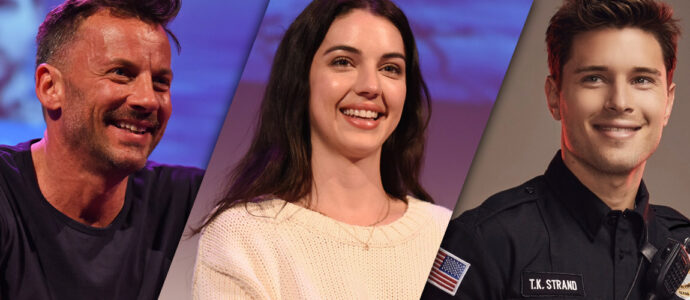 Adelaide Kane, Craig Parker and Ronen Rubinstein announced at Dream It At Home 10