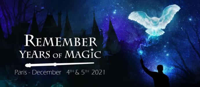 Harry Potter : la convention Remember Years of Magic est reportée