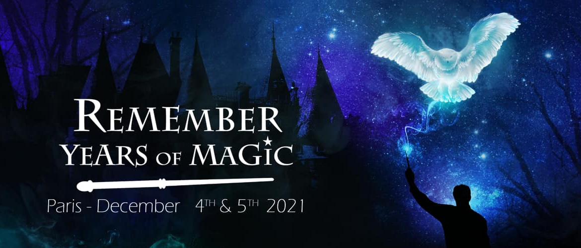 Harry Potter: the Remember Years of Magic convention is postponed